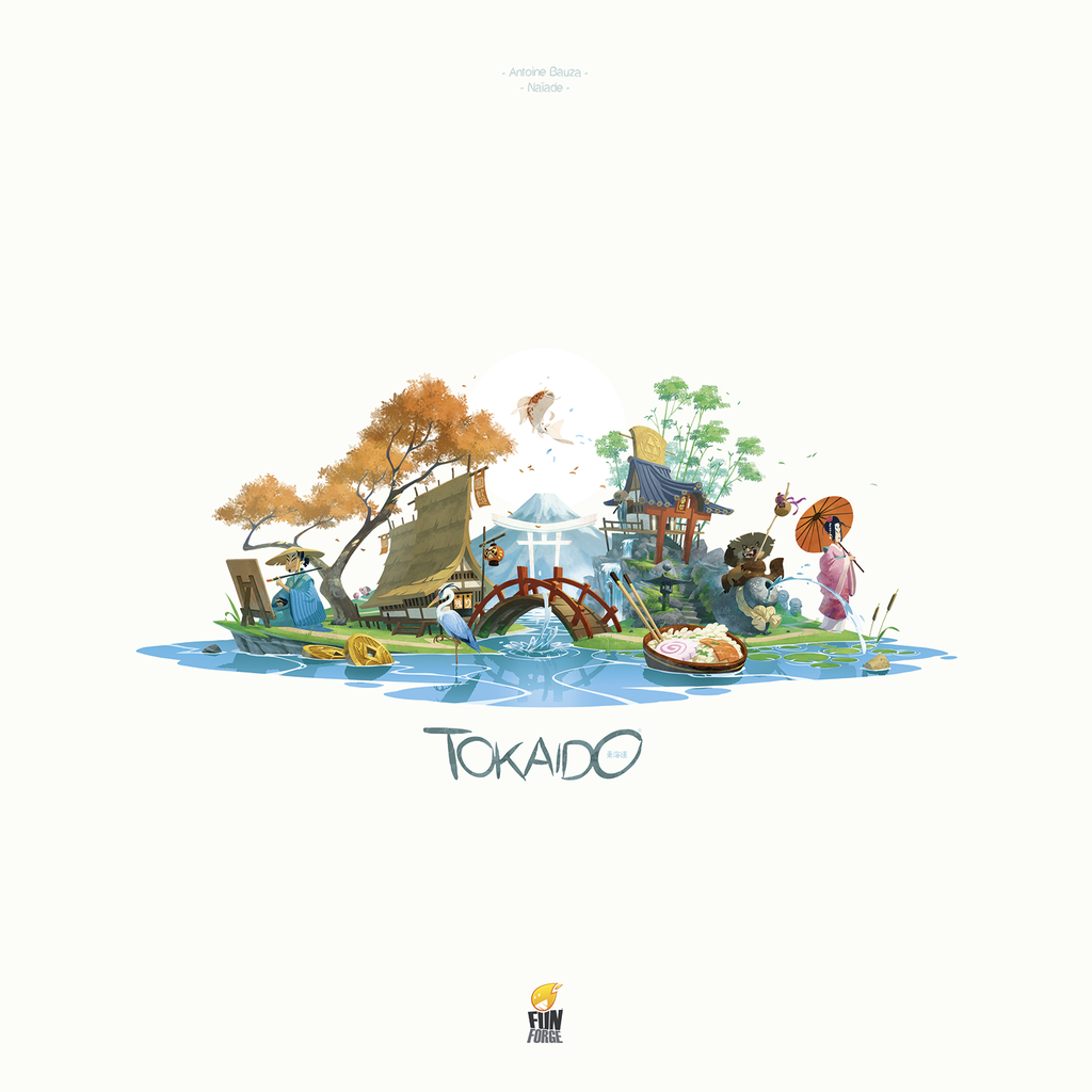 Tokaido (2017 5th Anniversary Edition)
