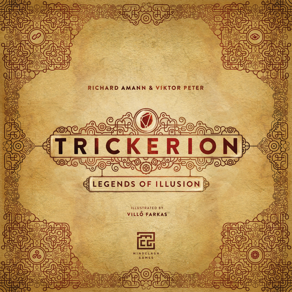 Trickerion: Legends of Illusion [Jocul de baza]