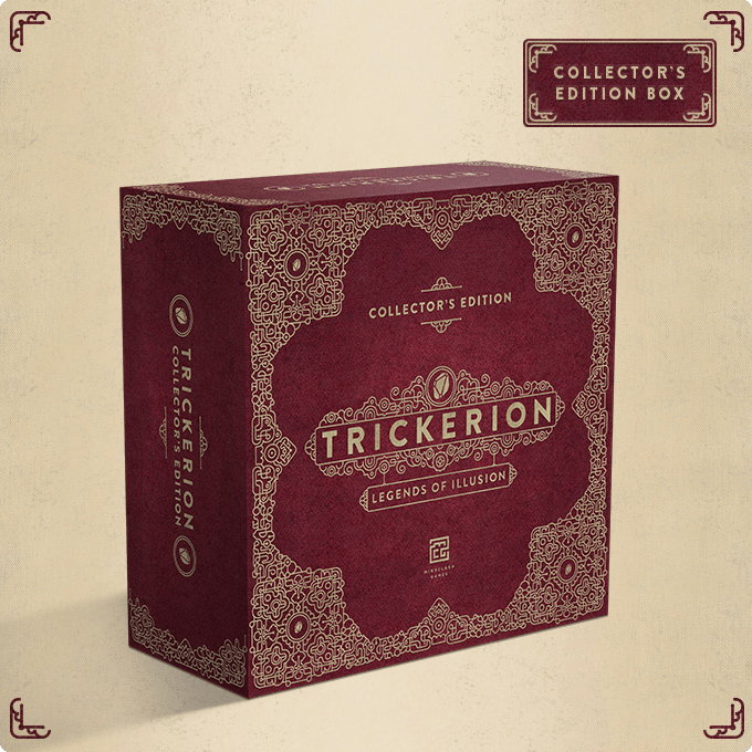 Trickerion: Collector's Edition