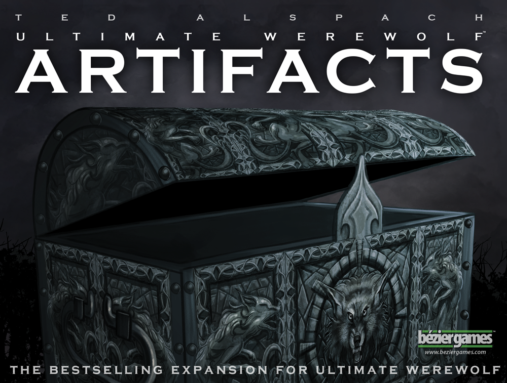 Ultimate Werewolf Artifacts (2014 English Second Edition)