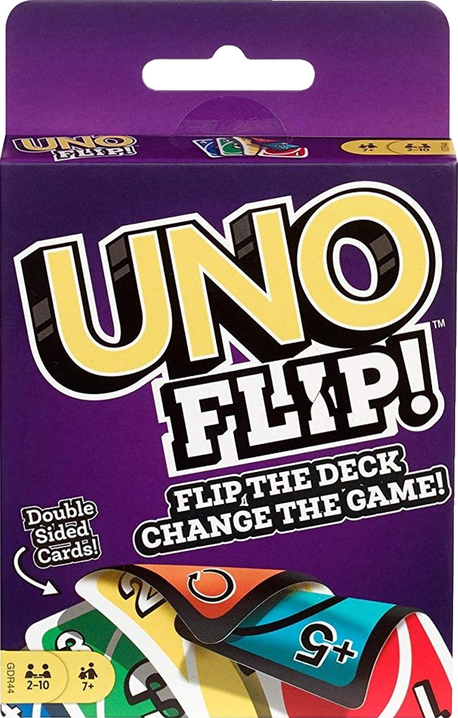Uno Flip (Multilingual Edition)