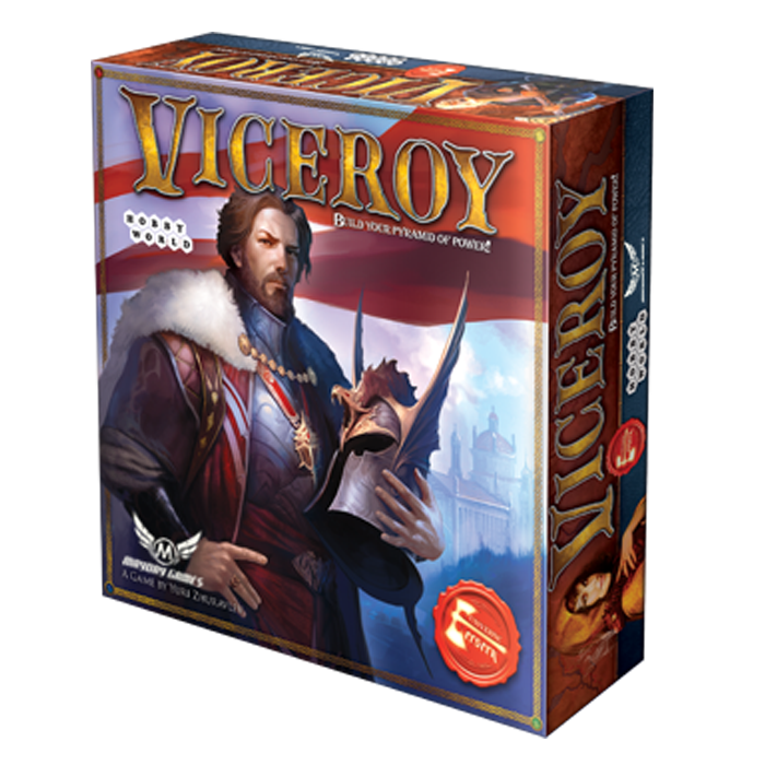 Viceroy (2015 English Second Edition)