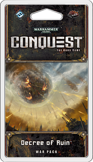 Warhammer 40,000: Conquest – Decree of Ruin