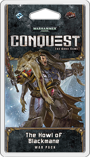 Warhammer 40,000: Conquest – The Howl of Blackmane