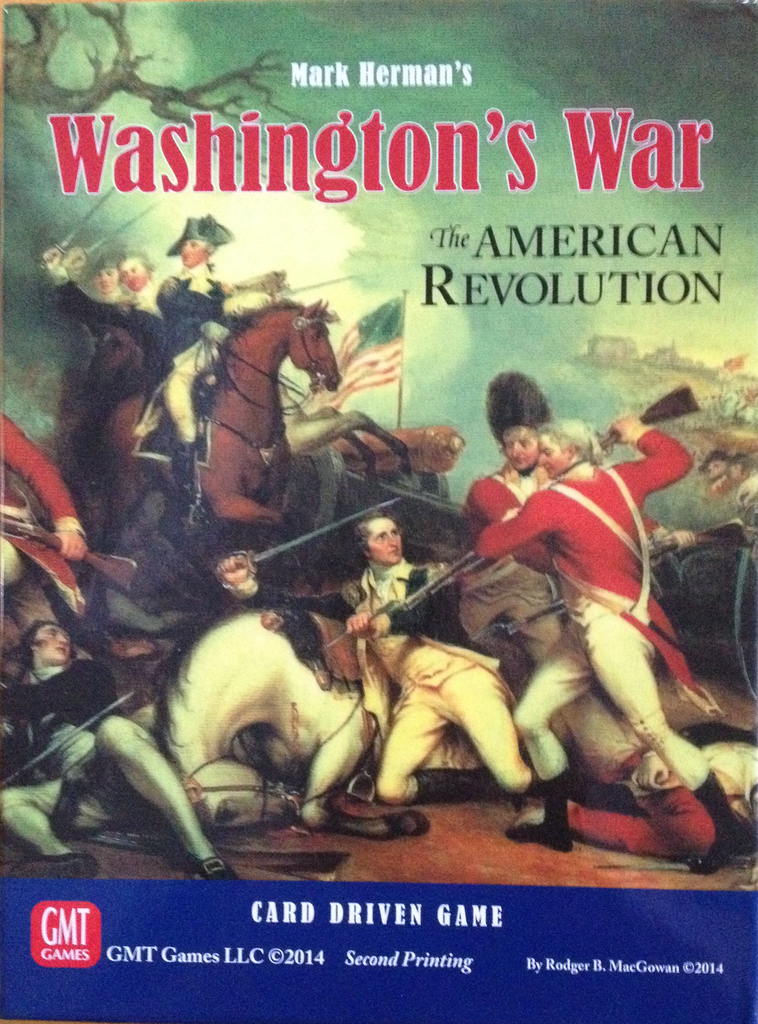 Washington's War (2015 Second Printing)