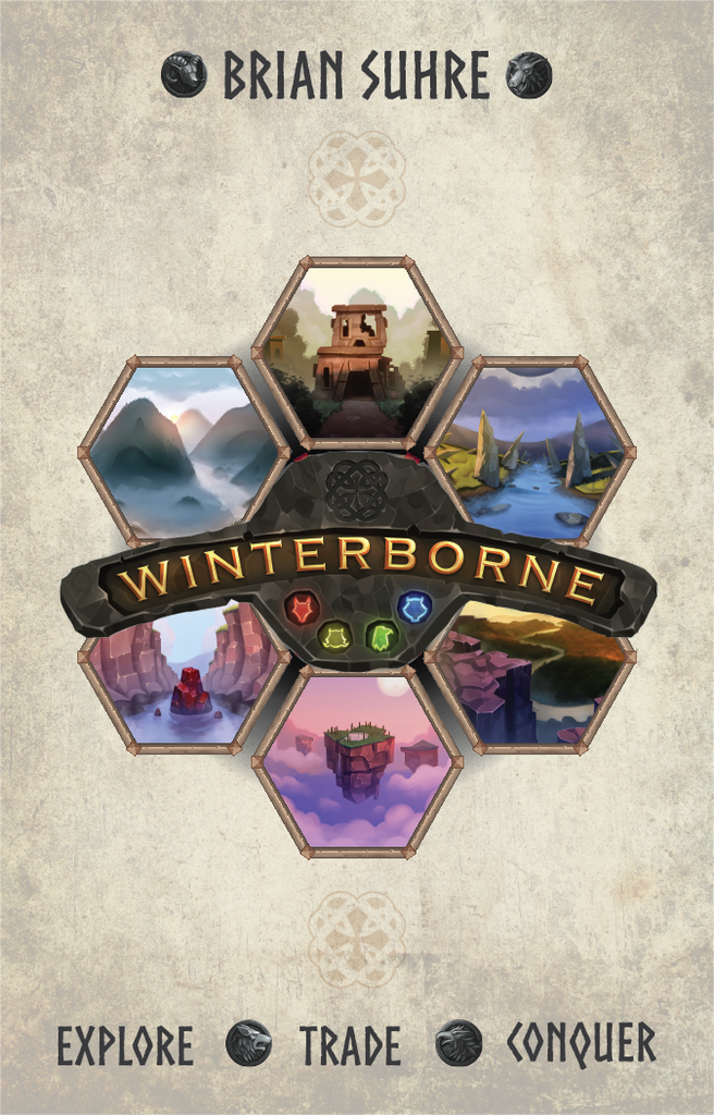 Winterborne (2019 Kickstarter Edition) + Loyalty Promo Pack