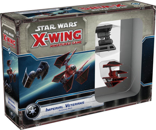 Star Wars: X-Wing Miniatures Game – Imperial Veterans Expansion
