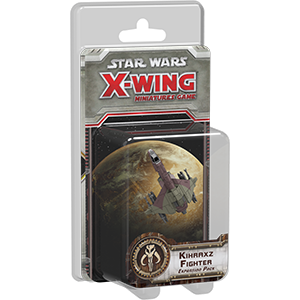 Star Wars: X-Wing Miniatures Game – Kihraxz Fighter Expansion