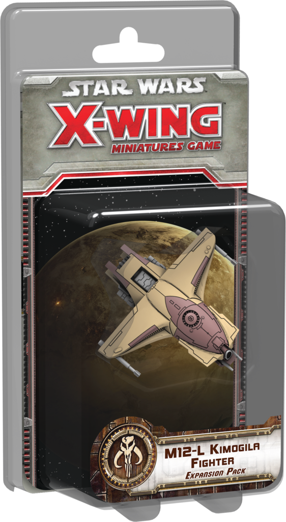 Star Wars: X-Wing Miniatures Game – M12-L Kimogila Fighter