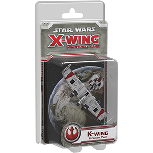 Star Wars: X-Wing Miniatures Game – K-wing Expansion