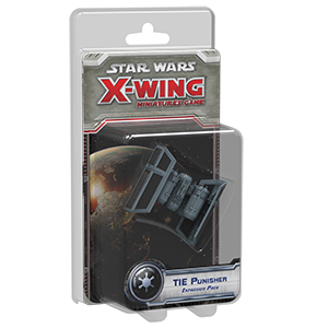 Star Wars: X-Wing Miniatures Game – TIE Punisher Expansion