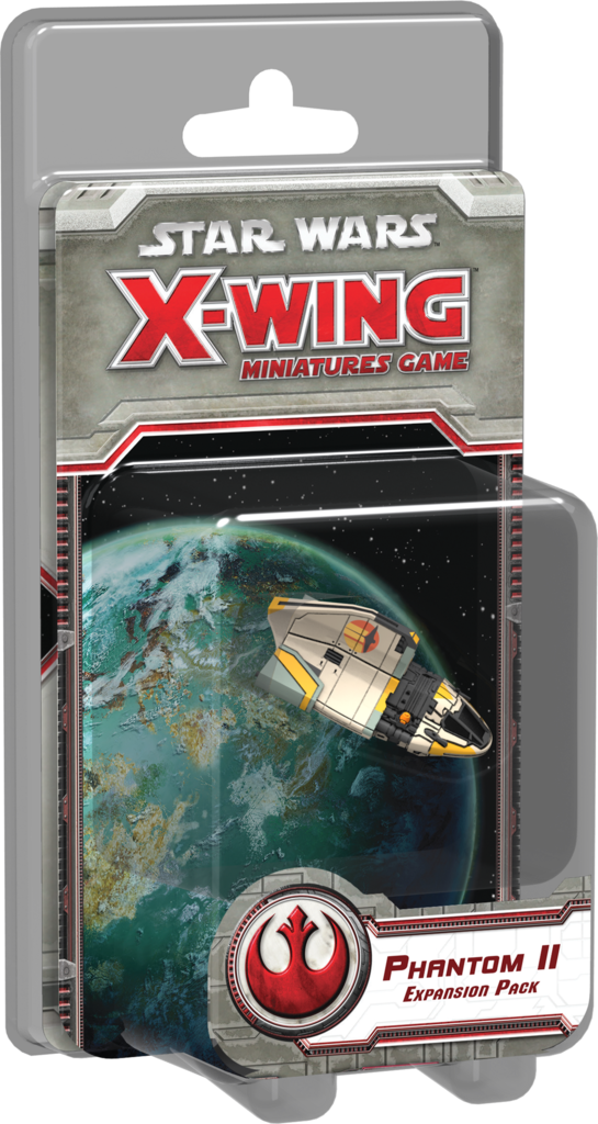 Star Wars: X-Wing Miniatures Game – Phantom II Expansion Pack