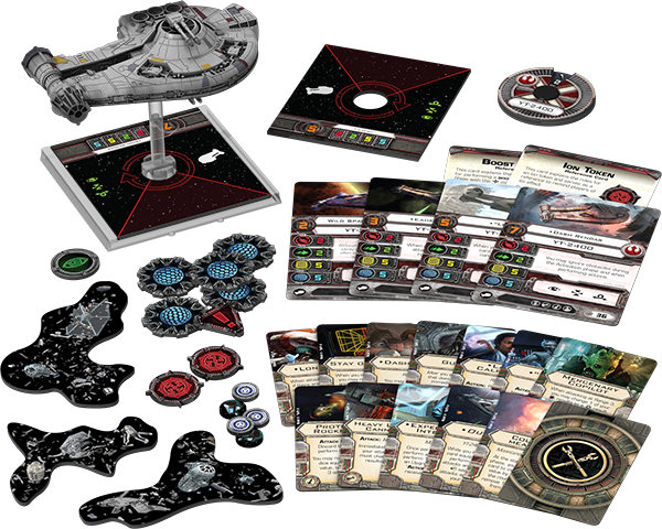 Star Wars: X-Wing Miniatures Game – YT-2400 Expansion Pack - Click pe Imagine pentru a Inchide