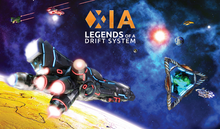 Xia: Legends of a Drift System (Kickstarter Complete Package Ed)