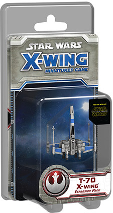 Star Wars: X-Wing Miniatures Game – T-70 X-Wing Expansion