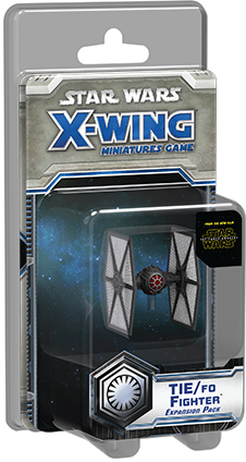 Star Wars: X-Wing Miniatures Game – TIE/fo Fighter Expansion