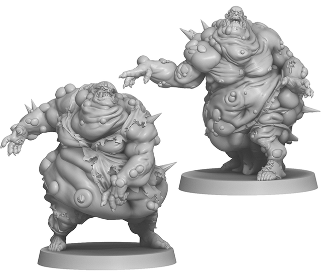 Zombicide: Black Plague – Fatty Bursters
