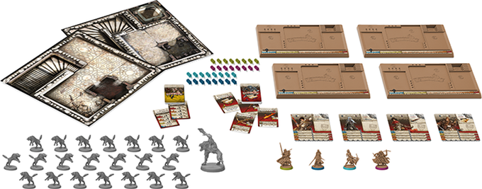 Zombicide: Black Plague – Wulfsburg