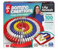 Domino Art: Deluxe set with accesories (100 piese)
