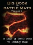 Big Book of Battle Mats: Volume II