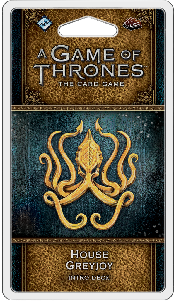 A Game of Thrones: The Card Game 2nd Ed – House Greyjoy