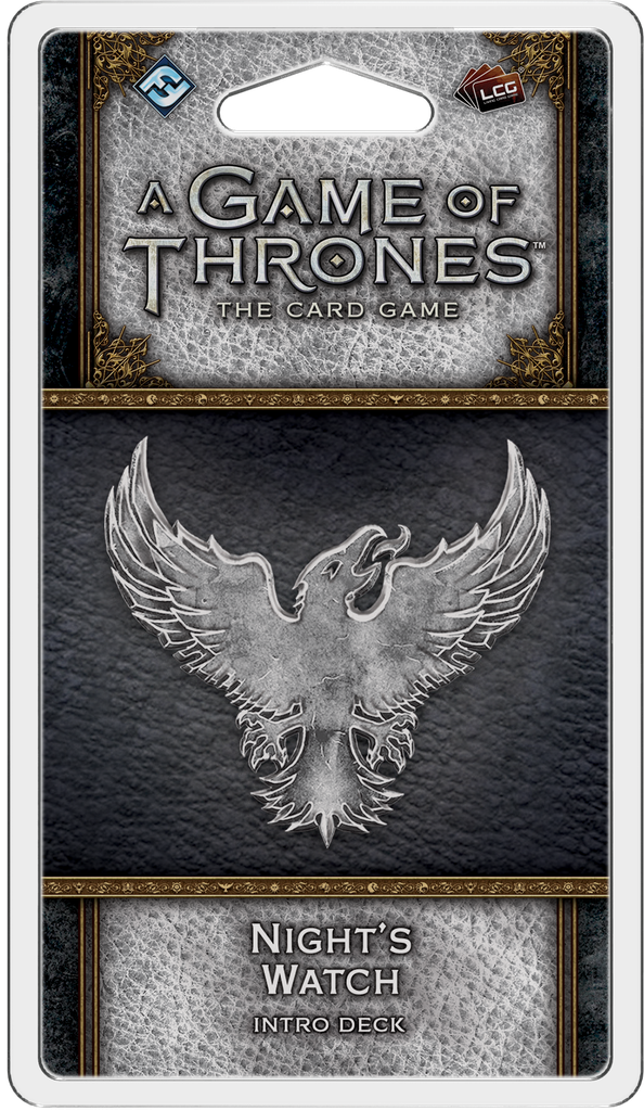 A Game of Thrones: The Card Game 2nd Ed – Night's Watch