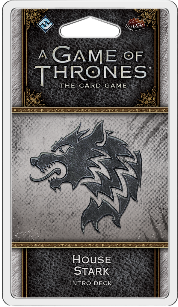 A Game of Thrones: The Card Game 2nd Ed – House Stark