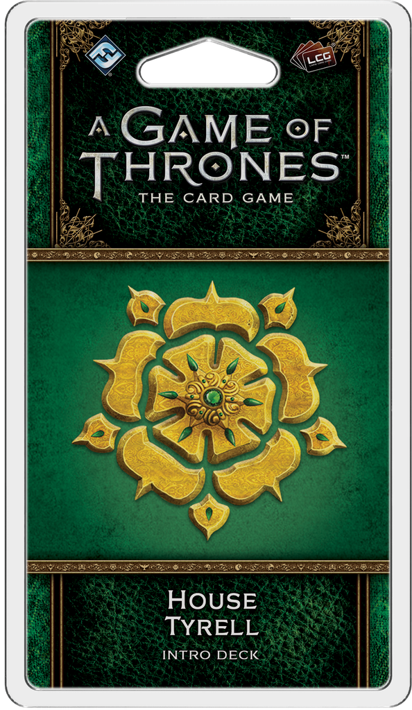 A Game of Thrones: The Card Game 2nd Ed – House Tyrell