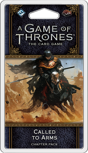 A Game of Thrones: The Card Game 2nd Ed – Called to Arms