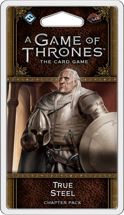 A Game of Thrones: The Card Game 2nd Ed – True Steel