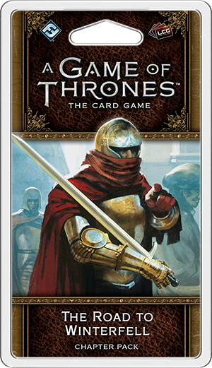 A Game of Thrones: The Card Game 2nd Ed – The Road to Winterfell