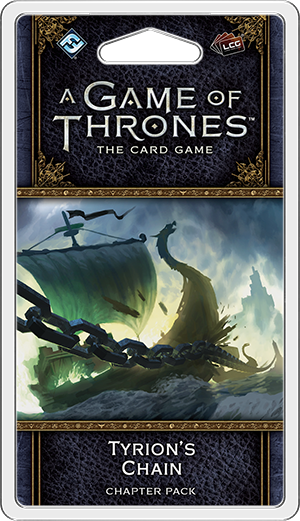 A Game of Thrones: The Card Game 2nd Ed – Tyrion's Chain