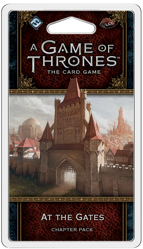 A Game of Thrones: The Card Game (2nd Edition) - At the Gates