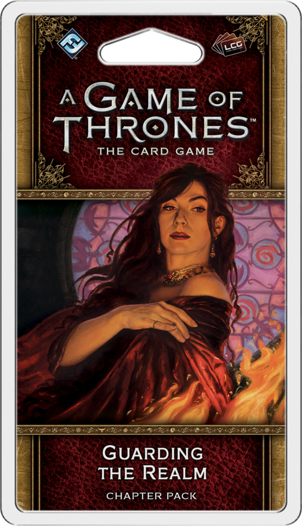 A Game of Thrones: The Card Game 2nd Ed – Guarding the Realm