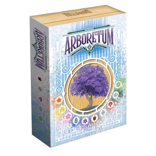 Arboretum (2018 English Deluxe Edition)