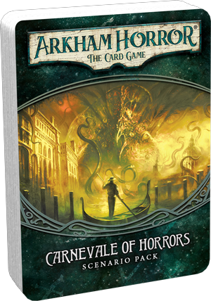 Arkham Horror: The Card Game – Carnevale of Horrors