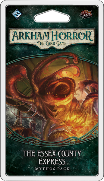 Arkham Horror: The Card Game – The Essex County Express: Mythos