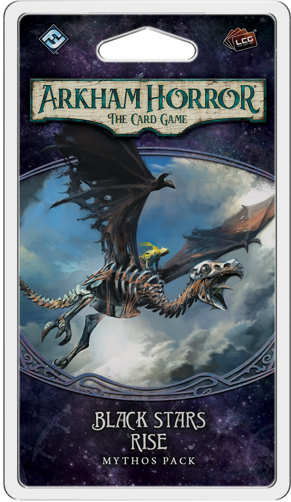 Arkham Horror: The Card Game – Black Stars Rise: Mythos Pack