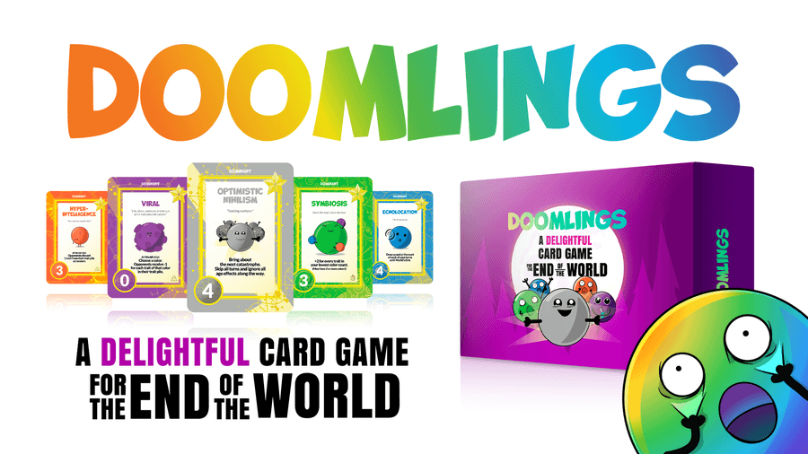 Doomlings (Kickstarter Blackbox Bundle)