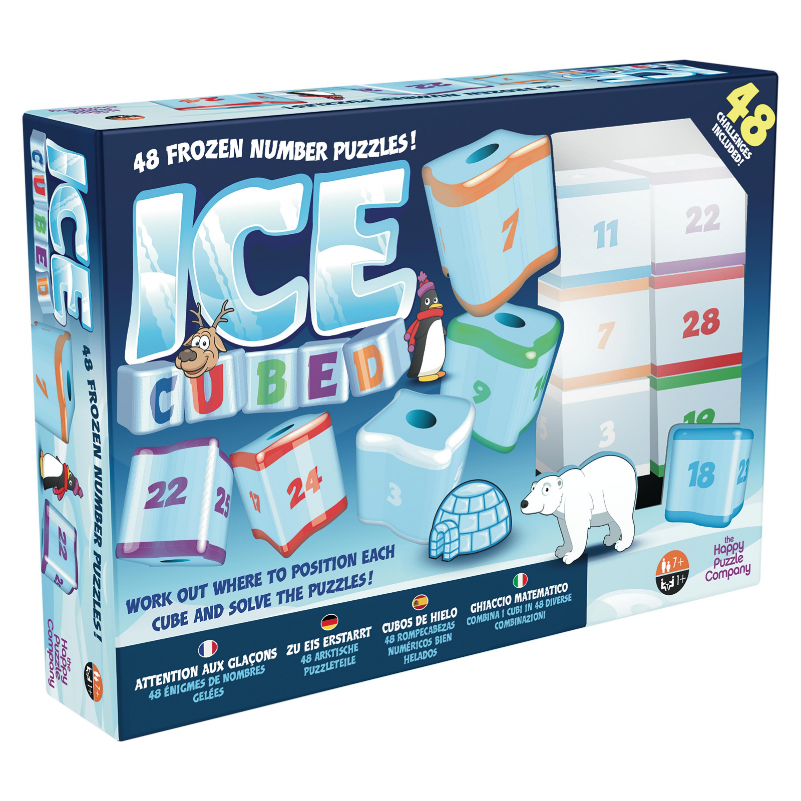 Ice Cubed (Multilingual Edition)