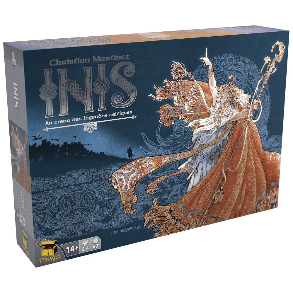 Inis (2019 English Second Edition)
