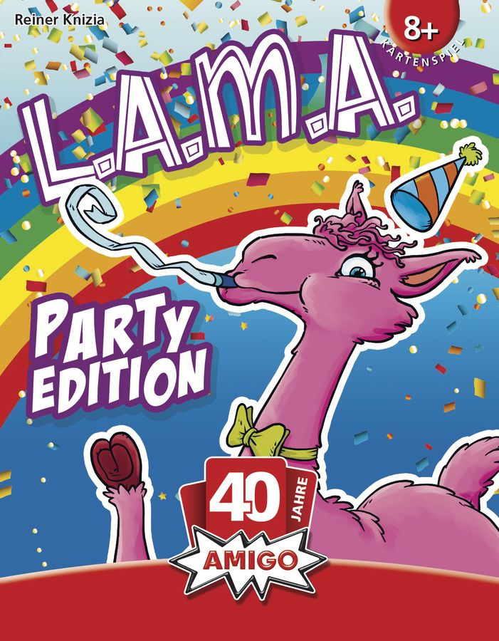L.A.M.A. Party Edition aka Lama Party Edition