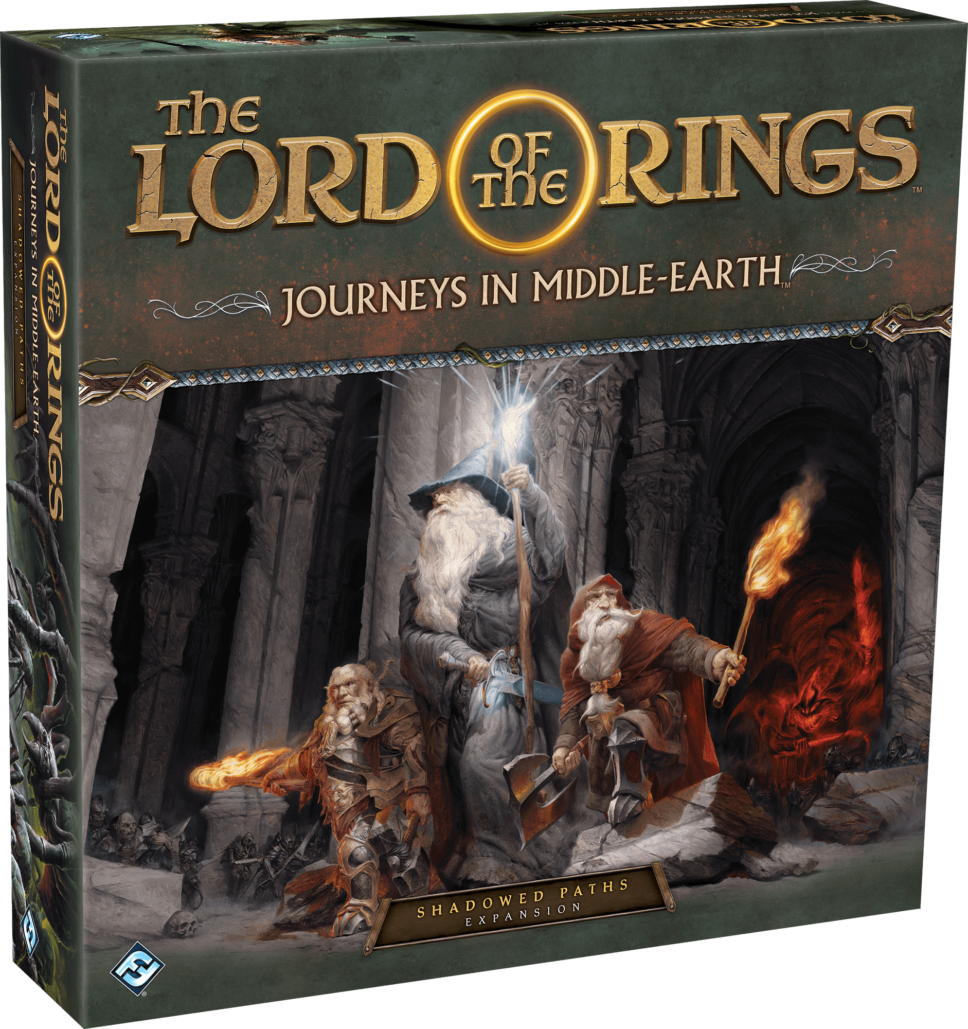 LOTR: Journeys in Middle-earth – Shadowed Paths