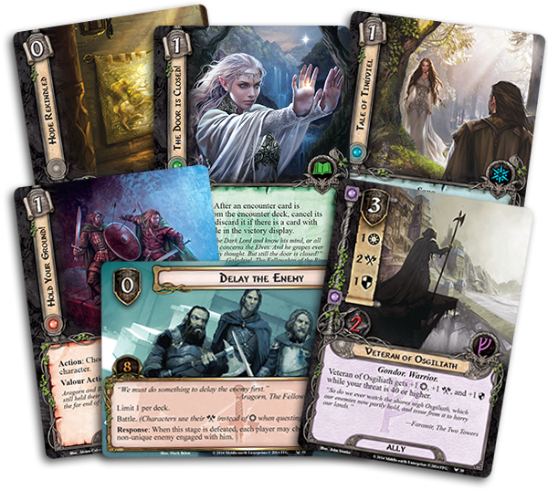 The Lord of the Rings: The Card Game – The Wastes of Eriador