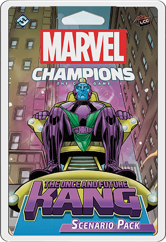 Marvel Champions: The Card Game – The Once and Future Kang