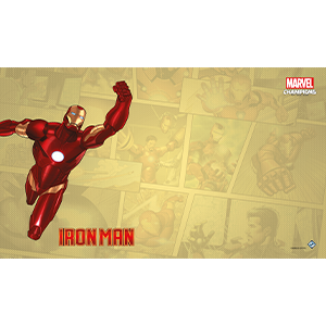Marvel Champions: Iron Man Game Mat