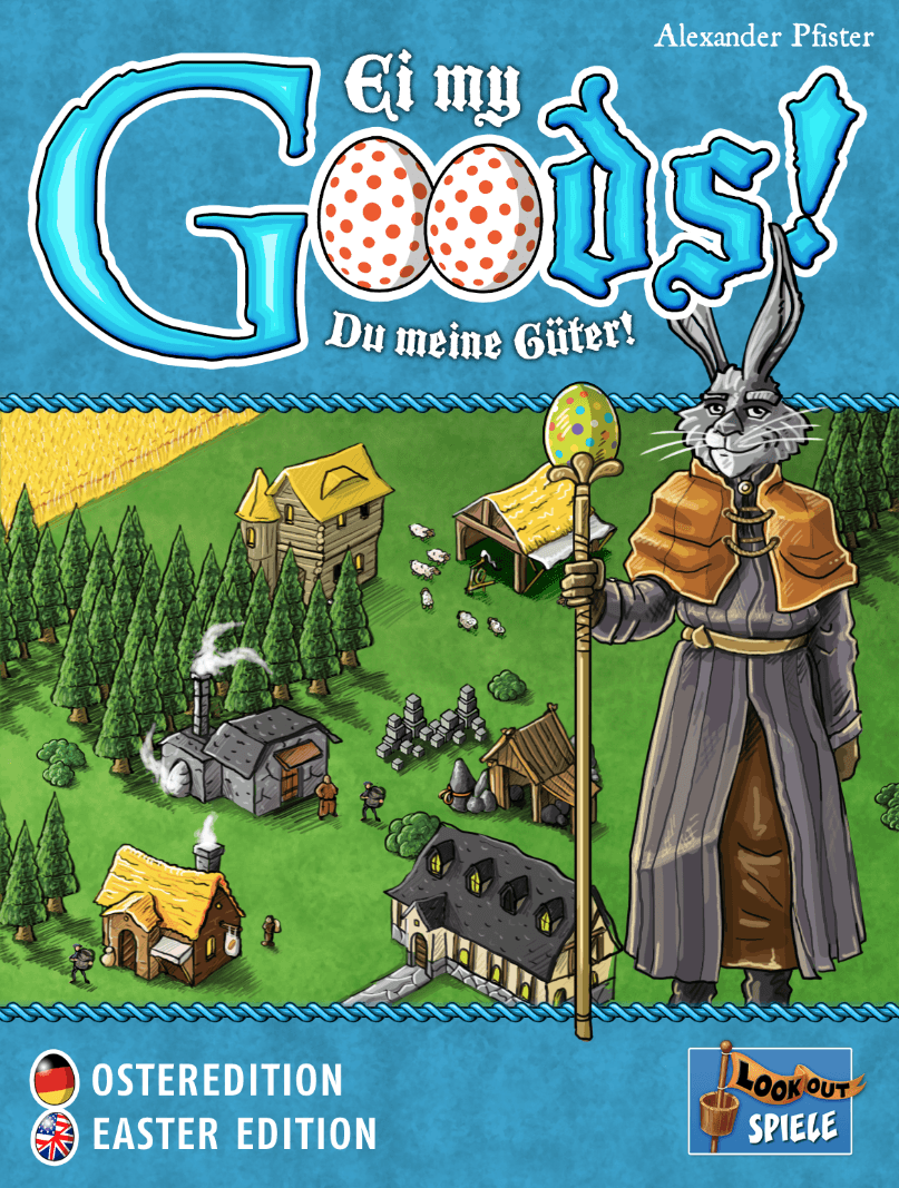 Oh My Goods! (2020 English/German Easter Edition)